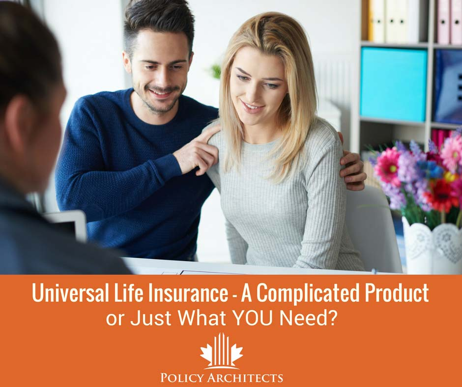 Why Do You Have to Be So Complicated Universal Life Insurance?