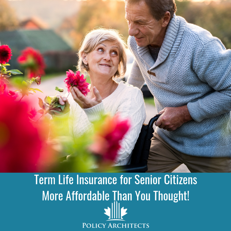 Term Life Insurance for Senior Citizens, Affordable Life ...