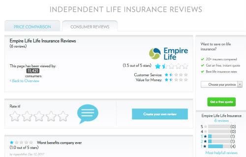 Empire Life Reviews