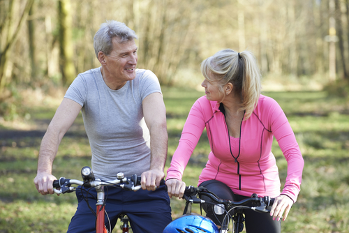 term life insurance for heart attack victims cycling