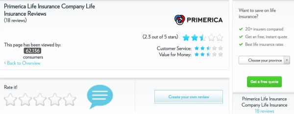 Primerica Insureye Review